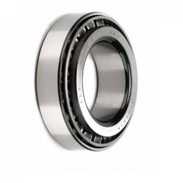 china factory cheap price deep groove ball bearing 6002 2rsr deep groove ball bearing #1 image
