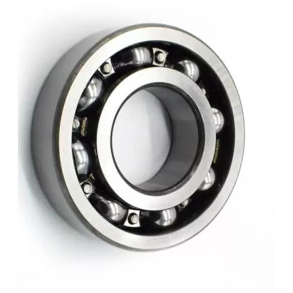 Best quality and low price nachi price list bearing bearing 25x42x12 608z bearing rubber wheels #1 image